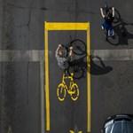Sorra dőlnek a kerékpáros forgalmi rekordok Budapesten