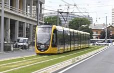 Három hétig pótlóbuszok járnak az 1-es villamos helyett a Könyves Kálmán körúton