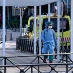 Több mint 50 ezer spanyol egészségügyi dolgozó kapta már el a koronavírust