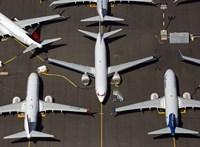 Ismét leparancsolták az égről a Boeing 737 Max-okat