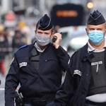 Három embert megölt egy terrorista egy nizzai templomban
