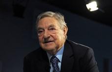 A kínai befolyástól félti az európai vezetőket Soros György