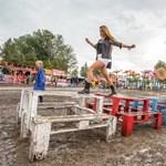 Balaton Sound: bulizz a sárban negyvenezerért! - Nagyítás-fotógaléria