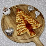 Fenyőfa a tányéron – recept