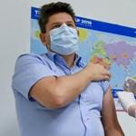 Merkely: 95 százalékos védettséget nyújt a Pfizer-BioNTech vakcinája a második oltás után