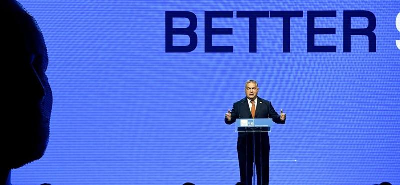 Orbán: A jövő nálunk már elkezdődött