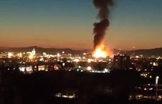 Szokatlan új fegyverrel, robbanóanyagos lufikkal támadt a Hamász
