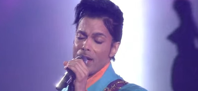 Öt éve halt meg Prince, de mindjárt új lemeze jelenik meg