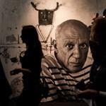 Mát ötvenezren látták a Picasso-kiállítást