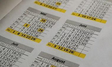 Hamarosan kezdődik a középiskolai felvételi: itt vannak a következő hónapok fontos dátumai