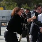 Megpróbálták megölni az Erdogant kritizáló török lap főszerkesztőjét - fotók