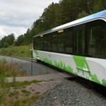 Piszkos ötlet, de 3200 km-re elég: emberi szennyvíz hajtja majd a vonatot