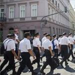 Újra színre lépett az Új Magyar Gárda Mozgalom