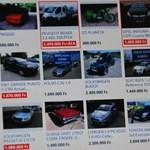 A használtautó-piac tényleg jobban teljesít