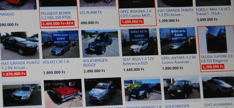 Ezekre a használt autókra keresünk rá a legtöbbször
