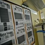 A Magyar Nemzet bezárásáról: Simicska egy geci