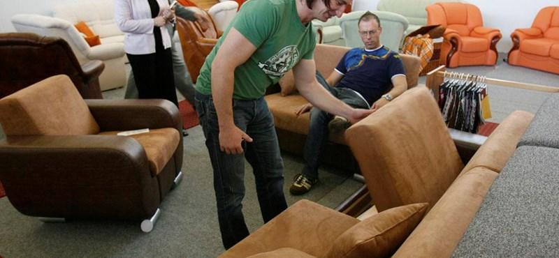 Zseniális! Összehajtható bútorok olasz módra