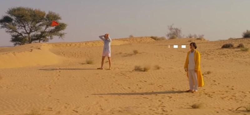 Wes Anderson bemutatja, hogy is néz ki ez a társas távolságtartás