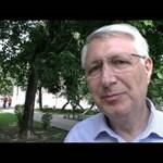 Falus Ferenc: furcsa történet volt ez a videó