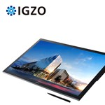 Érintős, ultra HD monitor a Sharptól