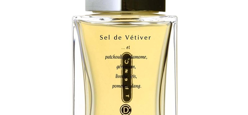 A hét férfi illata: Sel de Vetiver - The Different Company