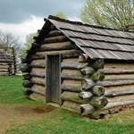 """Megtalálták az """"1778-as Pentagont"""", Washington fabódéját"""