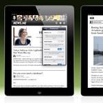 News.me ingyen: újabb Flipboard kihívó?