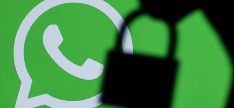 Tudja-e valaki, mi folyik a WhatsAppon?