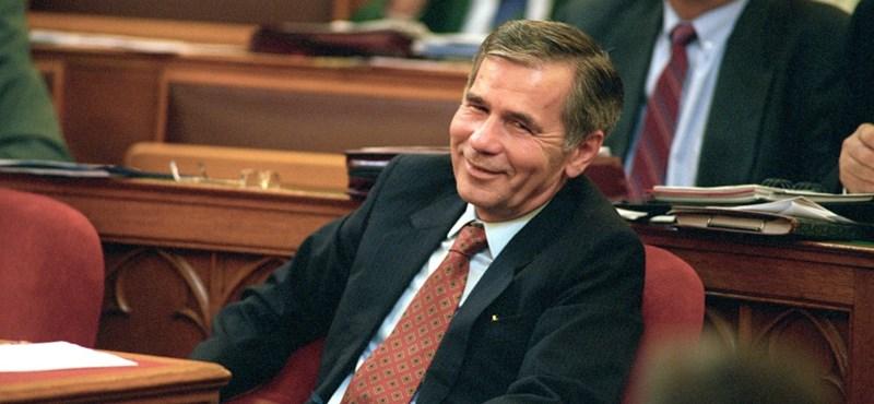 Lesz Horn Gyula-terem az Európai Parlamentben