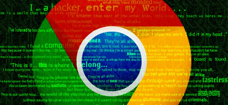 Kap egy hasznos újítást a Chrome böngésző