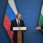 Putyin ismét eljött hozzá, Orbán öröme mégsem tűnt felhőtlennek