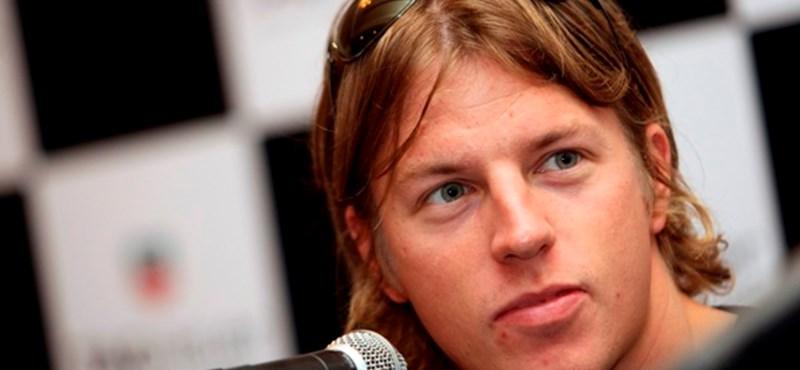 Räikkönen visszatérne a Renault-hoz, Petrov helye veszélyben