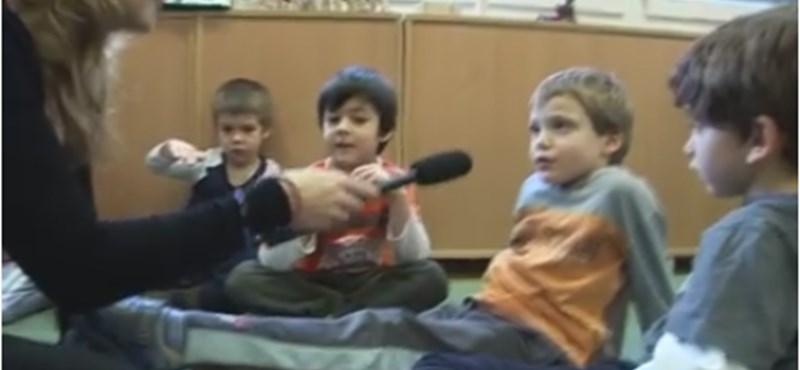 Videó: A gyerekek szerint Orbán Viktor unatkozik