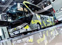 Új buszokat vásárolt a Volán