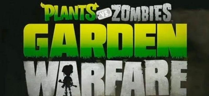 Plants vs. Zombies: az új Xbox-ra is érkezik a zombis kultjáték