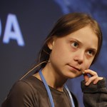 Szobrot állítottak Greta Thunbergnek, a diákok nincsenek elragadtatva