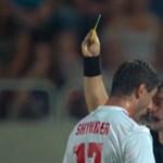 Leüvöltötte a bírót, hónapokra eltiltották a Kisvárda focistáját