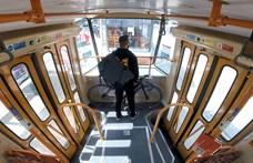 A hétvégéken továbbra is ingyen szállítja a BKK a bicikliket