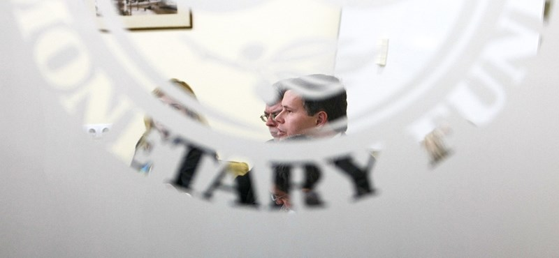 Megszakadtak az IMF-megbeszélések
