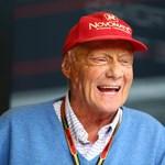 Niki Laudának csak napjai lettek volna hátra a transzplantáció nélkül