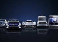 Nem tréfál a Mercedes: 70 milliárd eurót költenek villanyautókra