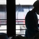 Szerbiában már majdnem megteltek a kórházak