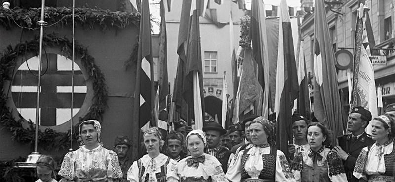 Állami propaganda a szlovák Nemzeti Galériában