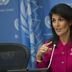 Amikor kell, megpofozzuk az oroszokat – mondja az USA ENSZ-nagykövete