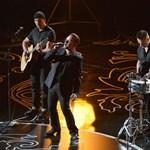 Szinte kész új lemezével a U2