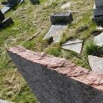 Zsidó temetőt rongáltak meg Szlovákiában