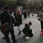 Londonban is ünnepelték a köztársaság születésnapját - videó