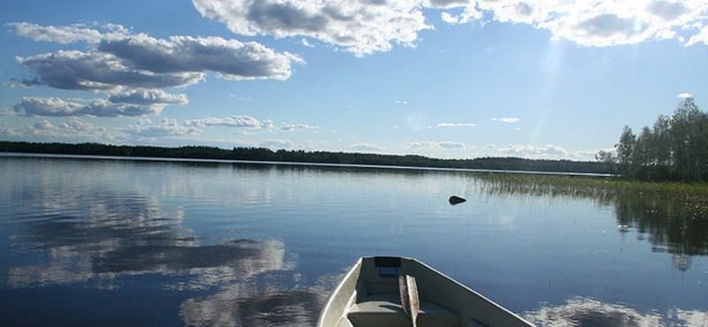 Finnország, 1 000 tó vidéke