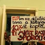 Ma is több középiskolában sztrájkolnak a diákok