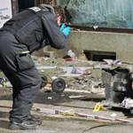Robbantottak a német szélsőjobboldali párt egyik irodájánál